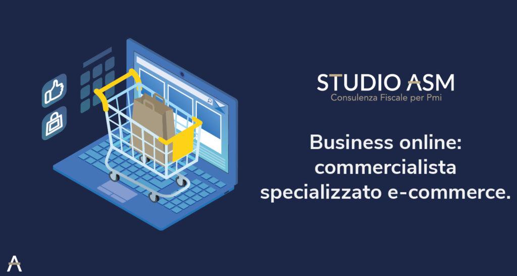 Business online: commercialista specializzato e-commerce