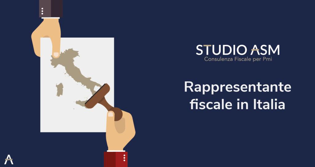 Rappresentante fiscale in Italia