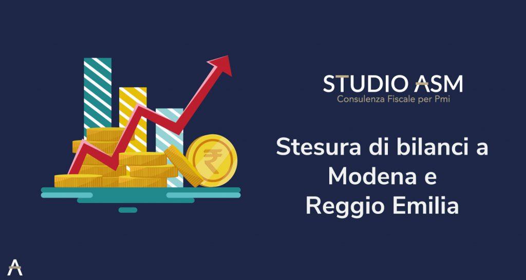 Stesura di bilanci Modena / Reggio Emilia