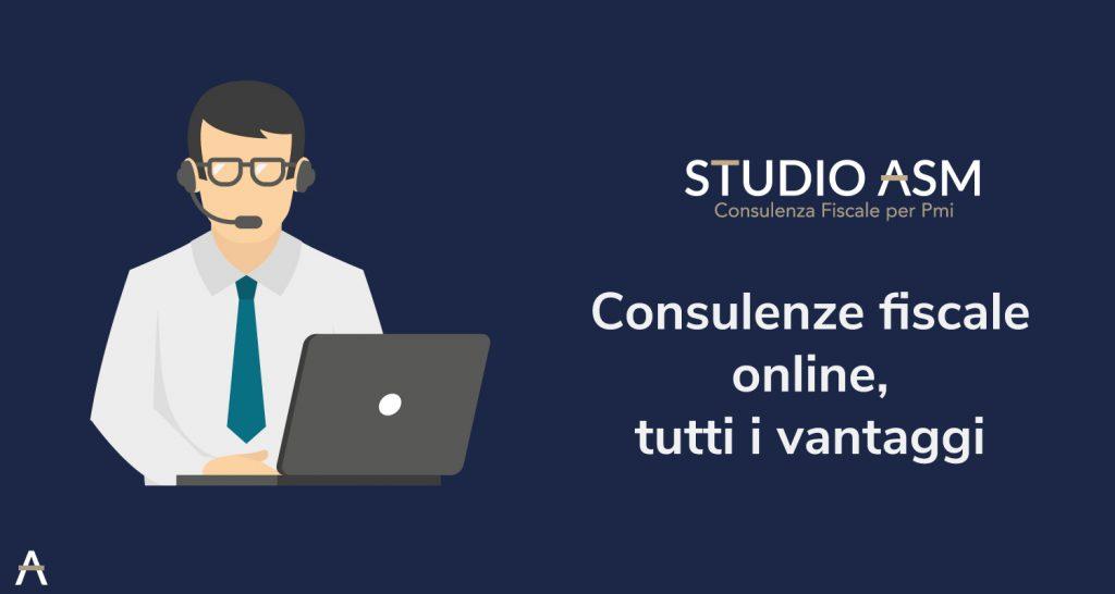 Consulenze fiscale online, tutti i vantaggi