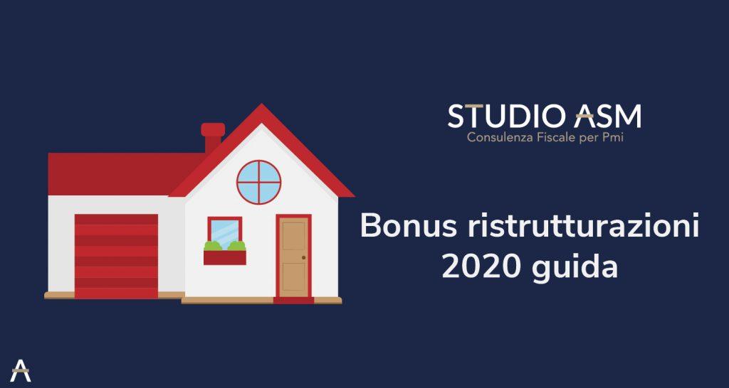 Bonus ristrutturazioni 2020: come funziona e quali novità?
